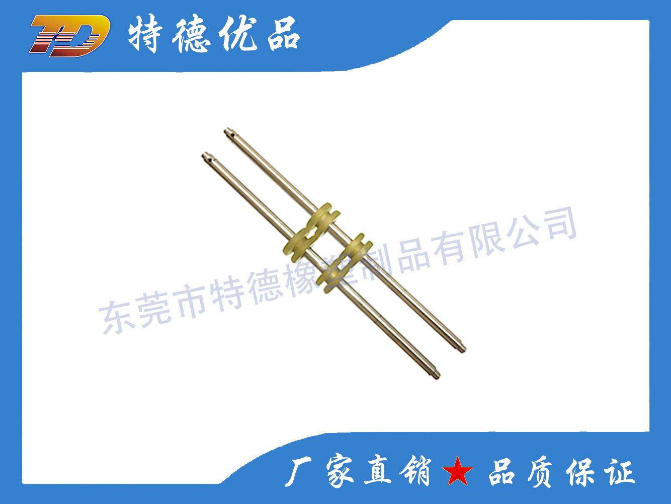 Precision small rubber roller