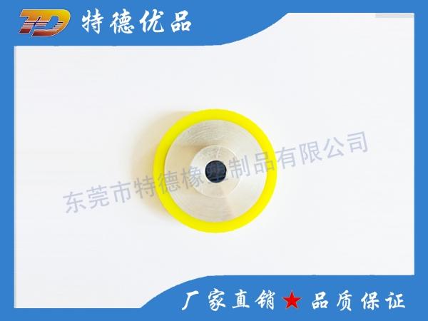 Computer wire stripping machine rubber wheel